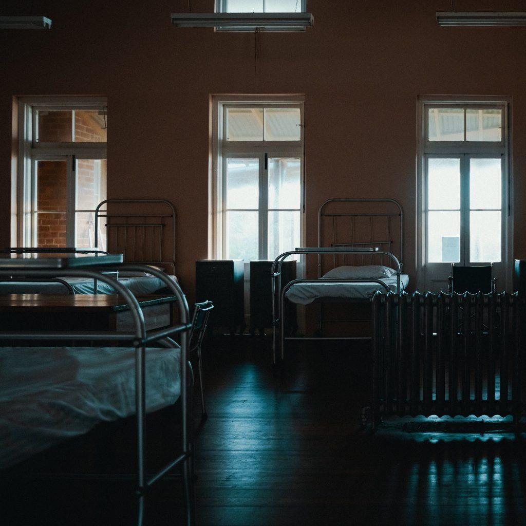 suelos de vinilo en hospitales